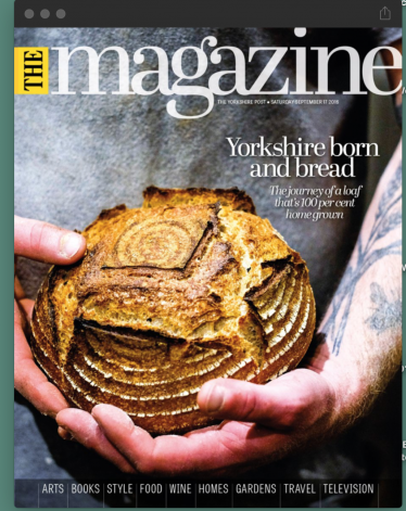 Yorkshire Post Front Cover