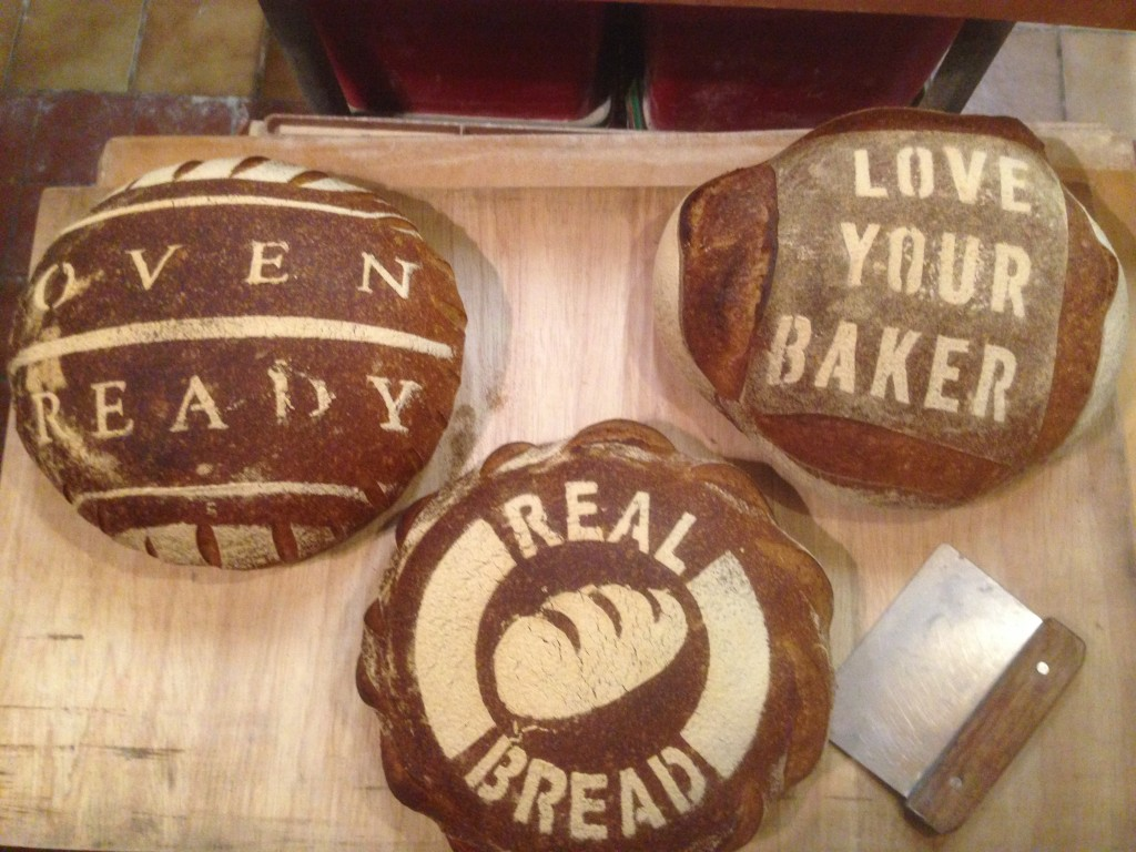 real bread